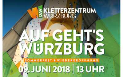 09.06.2018 | Sommerfest & Wiedereröffnung